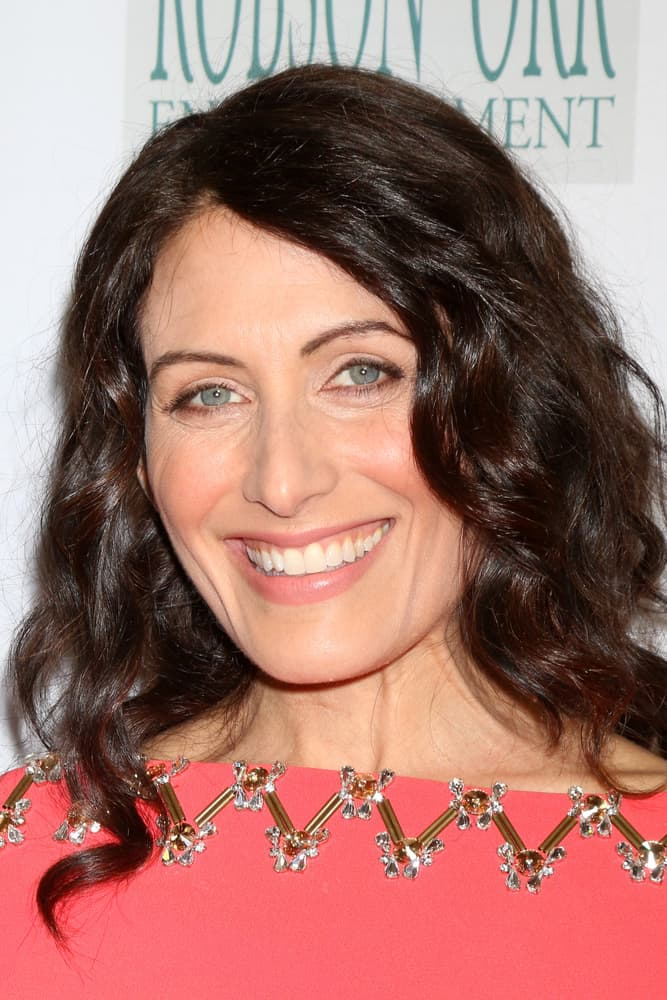 Lisa Edelstein at the 17th Annual Women's Image Awards at the Royce Hall.