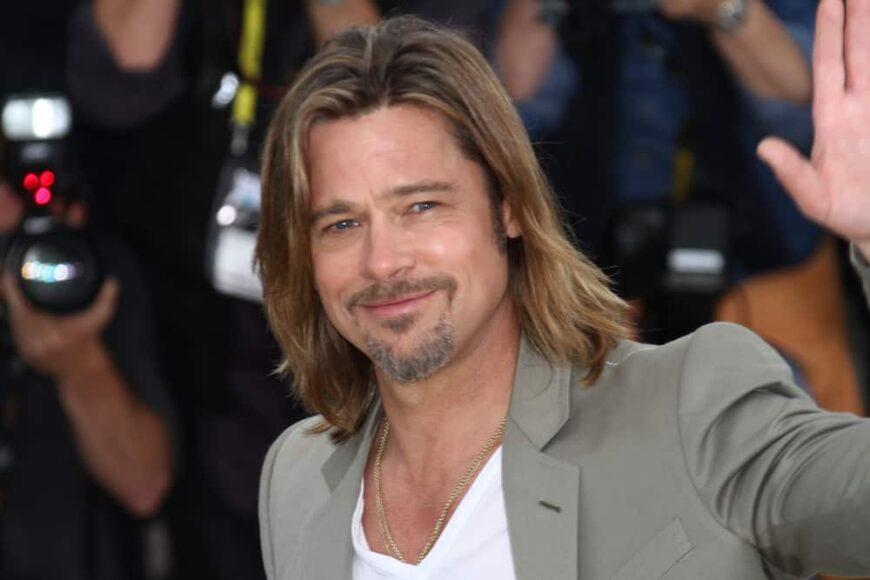 Brad Pitt attended the 65th Annual Cannes Film Festival at Palais des Festivals on May 22, 2012 in Cannes, France.