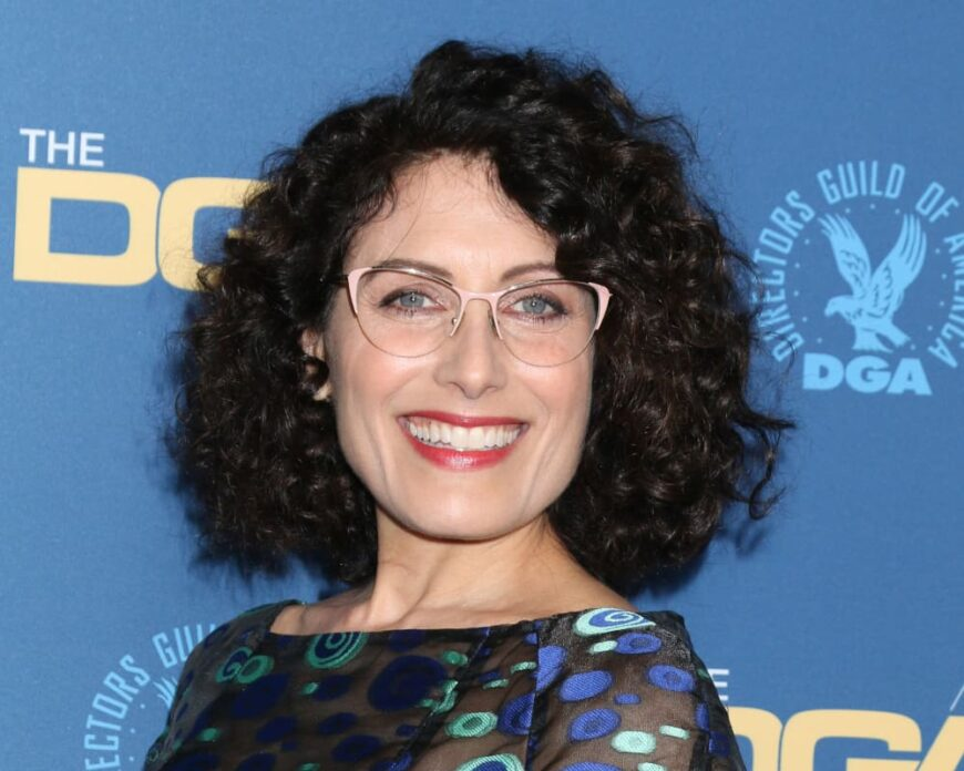 Lisa Edelstein attended the 2019 Directors Guild of America Awards.