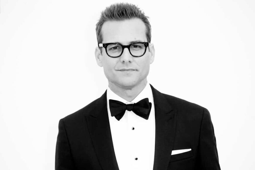 Gabriel Macht attended the 2018 Cannes Film Festival.