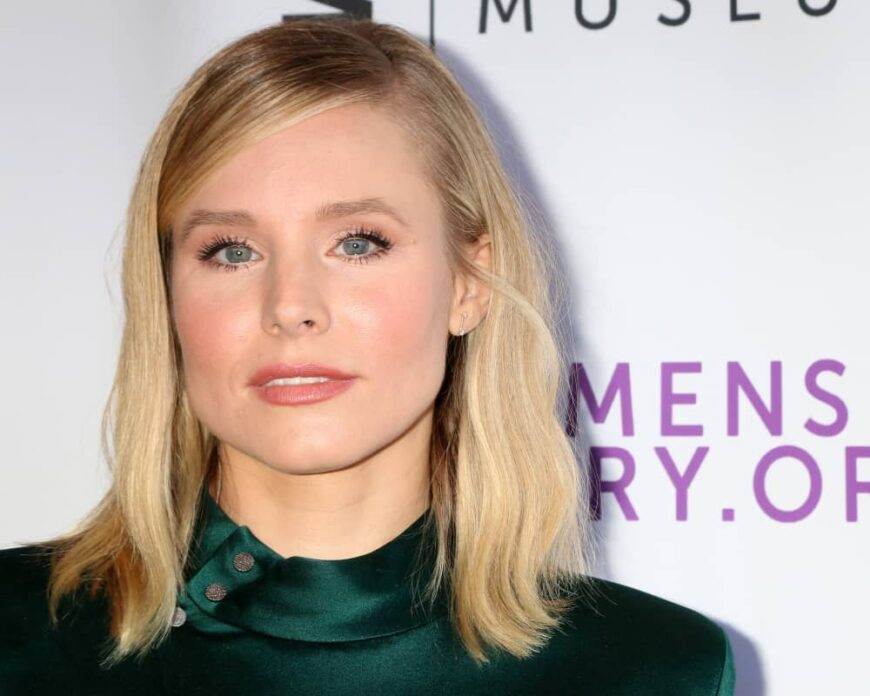 Kristen Bell attended an awards event in Beverly Hills back in 2018.